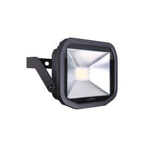 FLOODLIGHT LED 38W BLACK 5000K