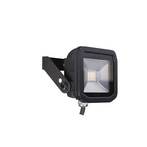 FLOODLIGHT LED 8WATT BLACK 5000K