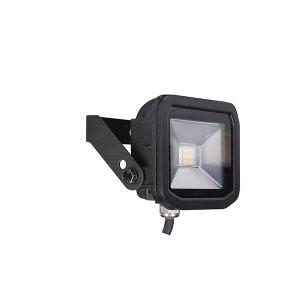 FLOODLIGHT LED 8WATT BLACK 5000K