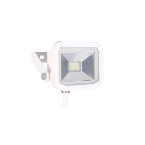 FLOODLIGHT LED 10W WHITE 5000K