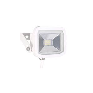 FLOODLIGHT LED 10W WHITE 5000K