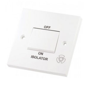 FAN ISOLATOR 3POLE SWITCH
