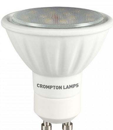 4WATT GU10 LED WARM WHITE LAMP