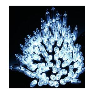 100 LED FAIRY LIGHTS WHITE