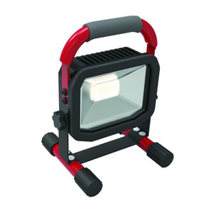 10W LED WORKLIGHT WITH BATTERY