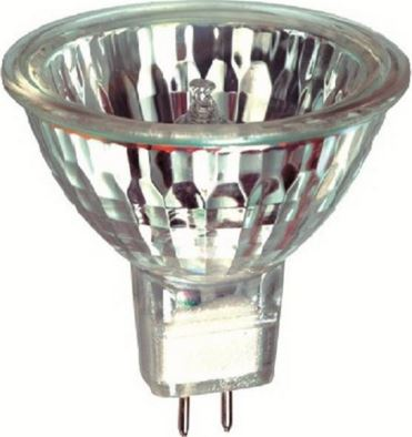 Lamp Tungsten Halogen MR16 Closed GU5.3