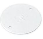 BOX LID OVER LAPPING PVC WHI