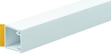 25X16mm MINI TRUNKING 3MTR SELF FIX PVC