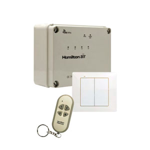4CHANNEL IP66 REMOTE SWITCH UNIT