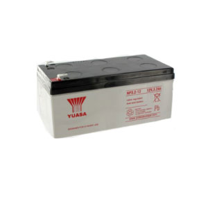3AH 12V ALARM BATTERY HWUC1230