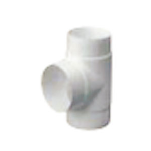 DUCT TEE PIECE 100mm RD4T
