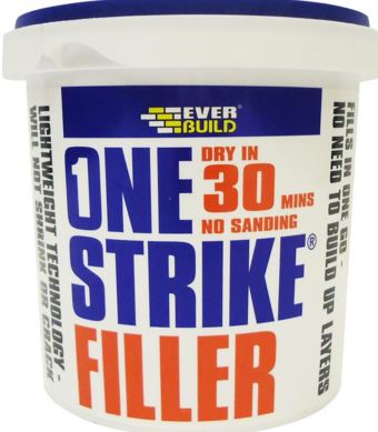 ONE STRIKE FILLER 1LITRE