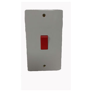 COOKER SWITCH 45A TALL