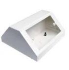 PEDESTAL BOX DOUBLE WHITE