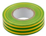 INSULATION TAPE - GREEN YELLOW