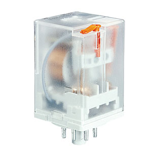 RELAY 8PIN AC- 12V