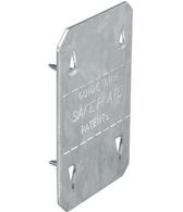 52X76MM SAFE PLATE JOIST COVER