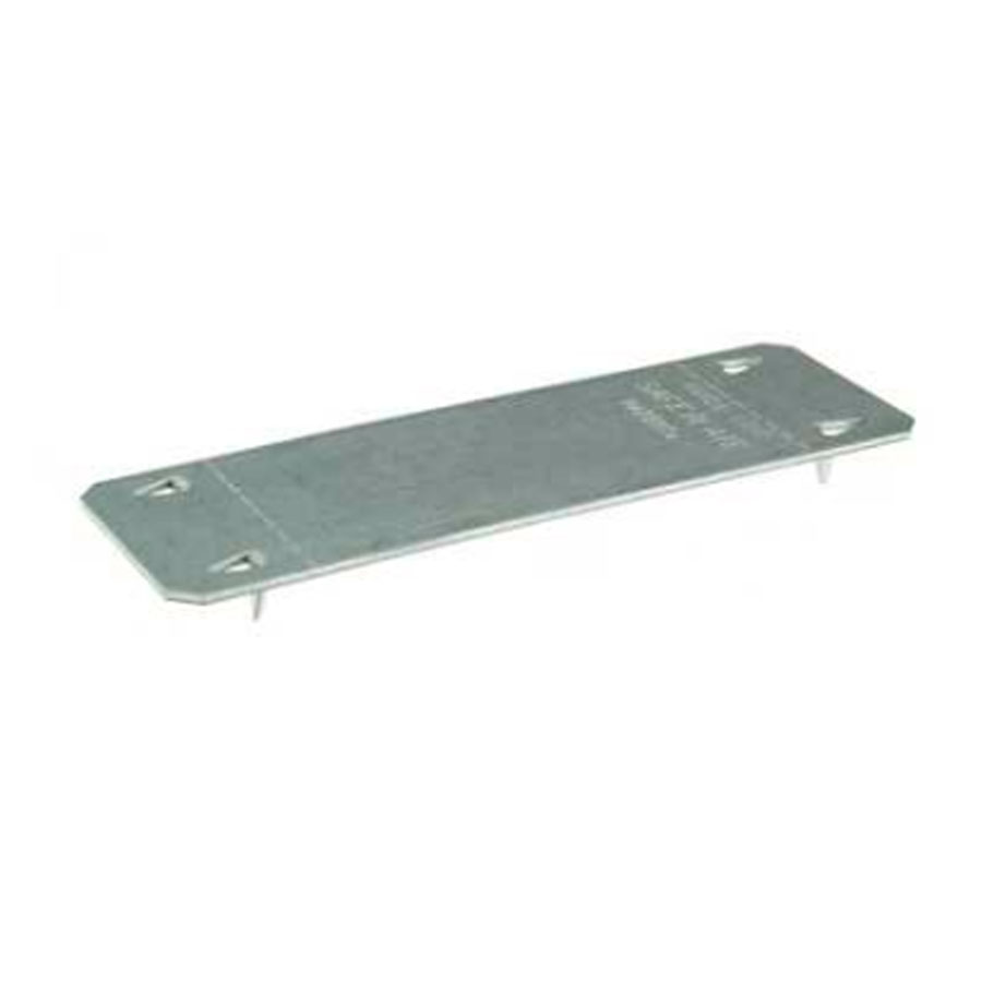52X152mm SAFE PLATE JOIST COVER