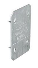 52X100MM SAFE PLATE