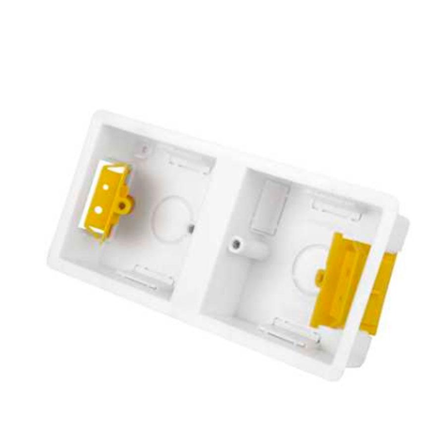 DRY LINER BOX PVC DUAL 35mm