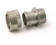 FLEXIBLE CONDUIT GLAND 20mm SWIVEL - STEEL