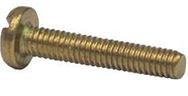 BPR425 = M4X25 PAN HEAD SLOT SCREW