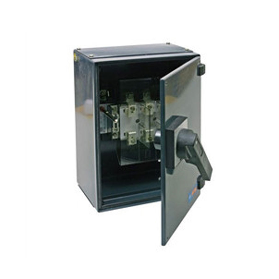 32A TP+N METAL CASED SWITCH FUSE