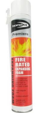 FIRE RATED EXPANDING FOAM