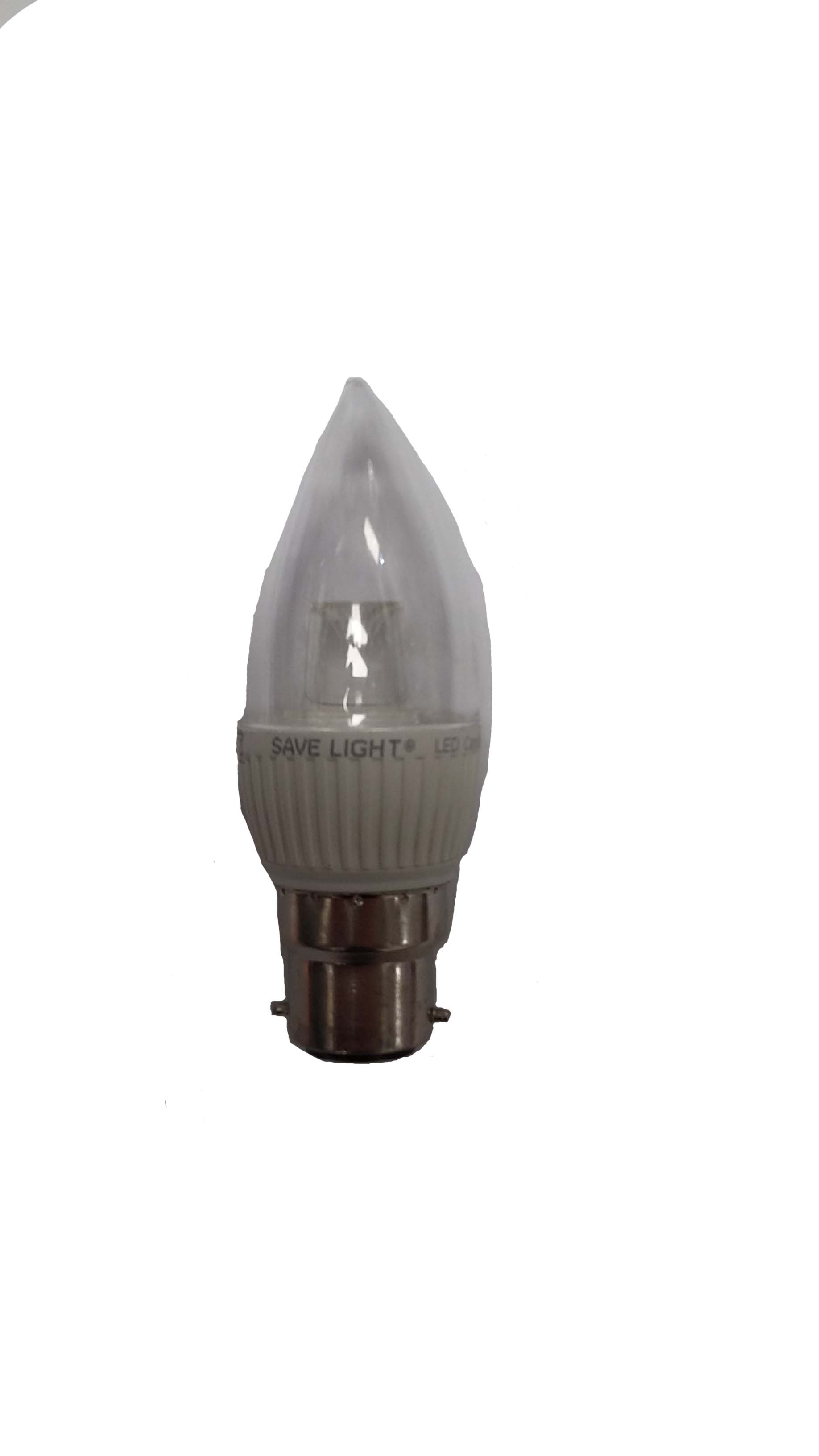 4.5WATT DIMMABLE LED CANDLE BC