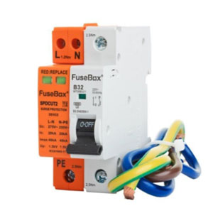 SURGE PROTECTION DEVICE TYPE2