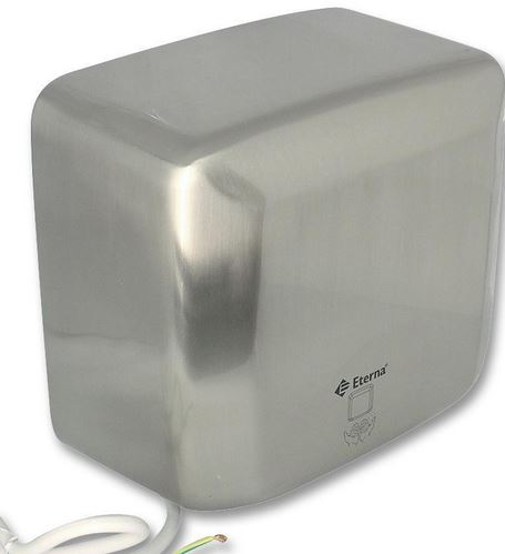 S/STEEL AUTO HAND DRYER