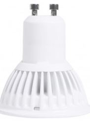4.5WATT DIMMABLE GU10 LED COB LAMP WW