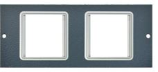2X50X50 EURO PLATE C/W FRAME (TFB3) 3C