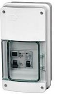 SHOWER RCD UNIT  B40 MCB