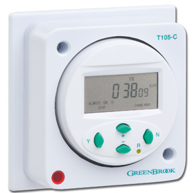 TIMER 7 DAY ELECTRONIC ( T105A-C)