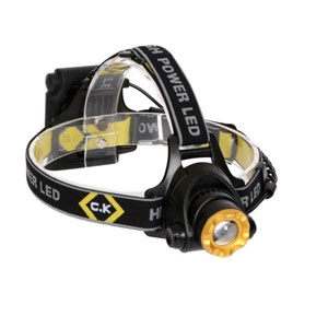 LED HEAD TORCH 200 LUMENS