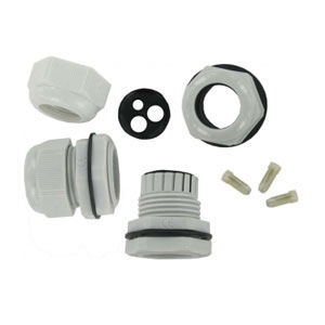 M32 NYLON TAIL KIT GLAND 25MM