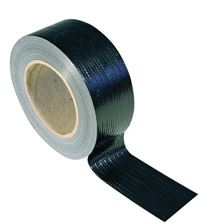 DUCT TAPE 50MM WIDE BLK