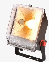 70W SON FLOOD LIGHT FITTING (NO LAMP)