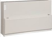 CONSUMER UNIT 14WAY METAL C/W 100A SWITCH
