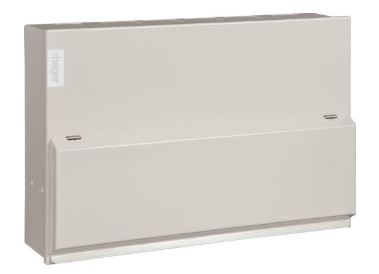 10WAY HI-INTEGRITY BOARD C/W 8 MCBS