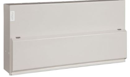CONSUMER UNIT 16WAY METAL HI-INTEGRITY