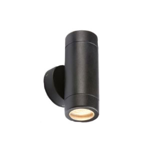 *PILLARLITE 2X35W GU10 (NO LAMPS)