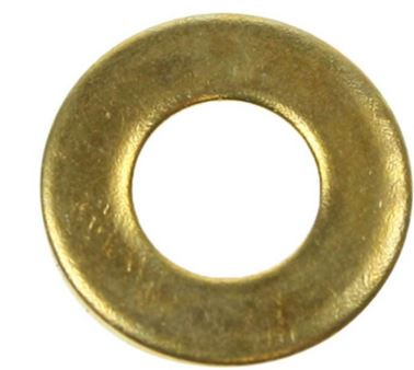 2BAW = 2BA BRASS WASHER