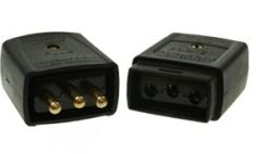 FLEX CONNECTOR 10A 3PIN