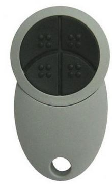KEY FOB 4 CHANNEL