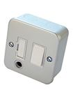 METAL CLAD SWITCH SPUR FLEX OUTLET