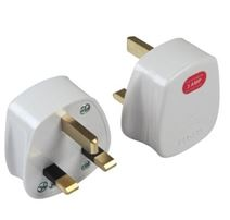 13A PLUG FITTED WITH 5A FUSE