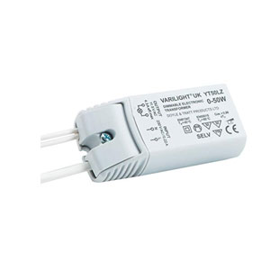 TRANSFORMER 12V 0-50VA DIMMABLE